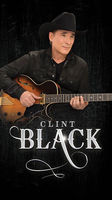 Clint Black at La Mirada Theatre
