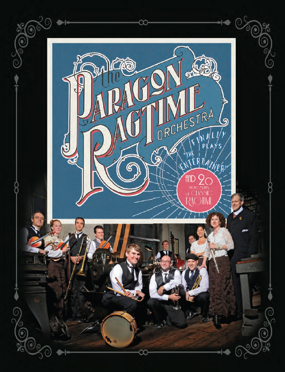 Paragon Ragtime Orchestra