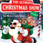 The Reduced Shakespeare Company in The Ultimate Christmas Show (Abridged)