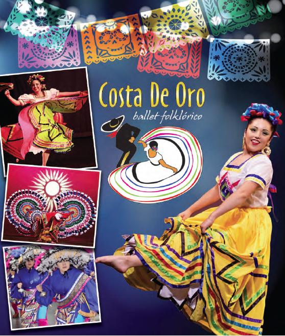 CostaDeOro Ballet Folklorico