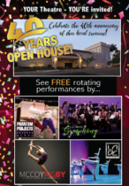 LMT 40th Anniversary Open House