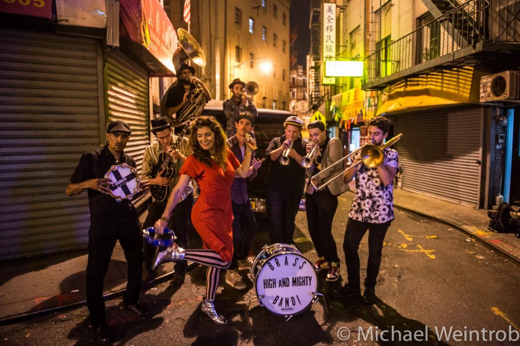High _ Mighty Brass Band - Press Photo 2
