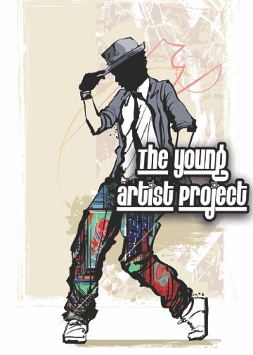 The 2020 Young Artist Project title artwork
