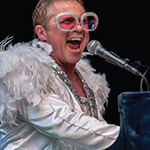 Kenny Metcalf as Elton: The Early Years