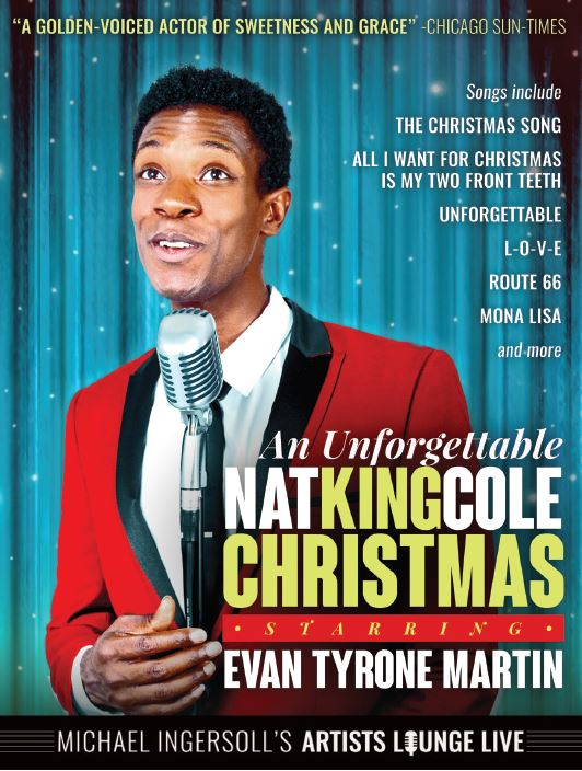 Nat King Cole Christmas.An Unforgettable Nat King Cole Christmas Starring Evan